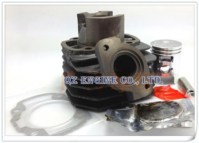 Двигатель для мотоцикла QZ DIO50 50CC : 39 + 39 * 53 + 12 + + ,