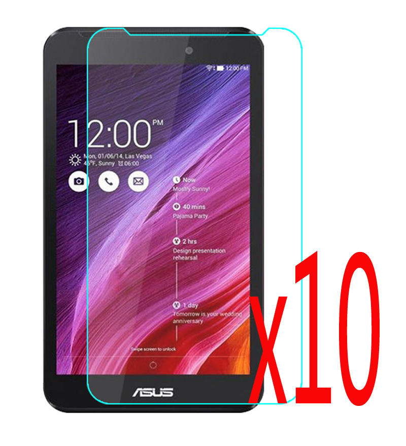 10pcs/lot 9H Premium Explosion Proof Tempered Glass Screen Protector Anti-Scratch Films For Asus FonePad 7 FE7010CG FE170CG K012<br><br>Aliexpress