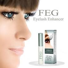 2015 New FEG Chinese Herbal Powerful Makeup Eyelash Growth Treatments Liquid Serum Enhancer Eye Lash Longer Thicker# M01542(China (Mainland))