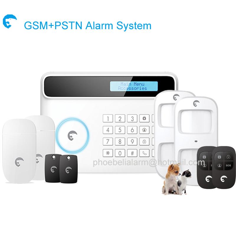 Chat syst me d 39 alarme promotion achetez des chat syst me d for Abonnement gsm pour alarme maison