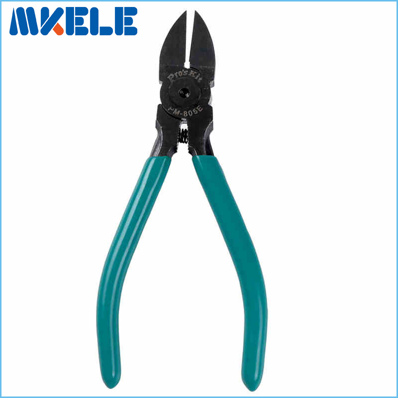 PM-805E Good Quality Durable Wholesale Price Diagonal Beading Cable Wire Side Cutter Cutting Nippers Pliers Repair Tool(China (Mainland))