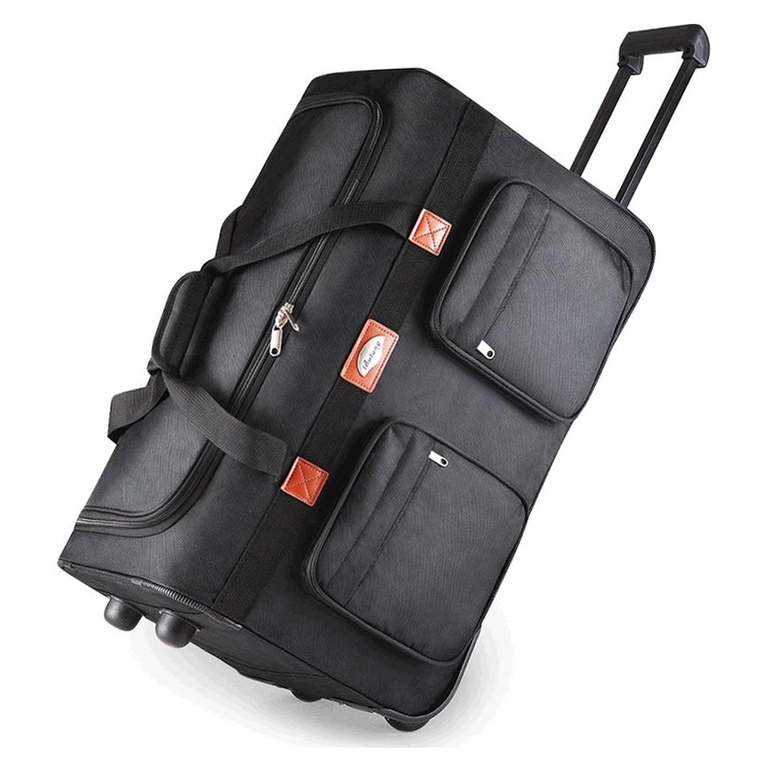 """26""""32"""" extended trip packing case Rollaway oxford wheel Rolling Waterproof trolley luggage bag travel bag,Checked hand luggage(China (Mainland))"""