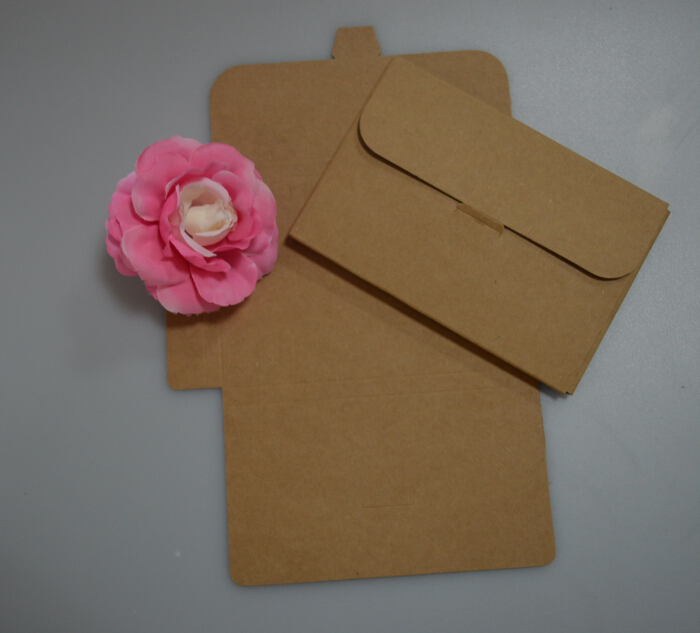 Kraft paper envelopes for postcard packaging  Size 16*10.5cm ,0.5cm thick<br><br>Aliexpress