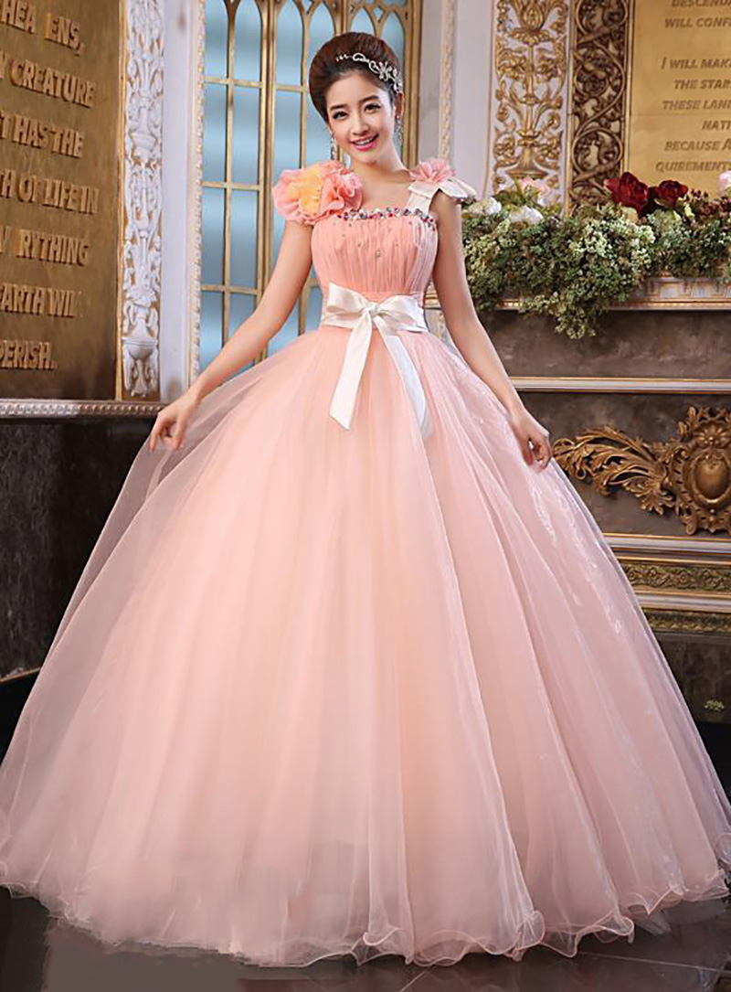 Prom Dresses 2018 Cinderella Formal Dresses