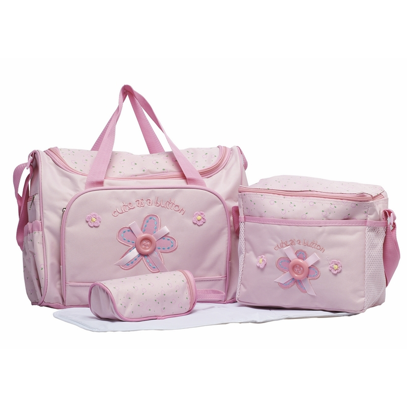 4pcs/set Carters Diaper's Bags for Baby Durable Mother Wet Bag Fashion Mummy Bag(China (Mainland))