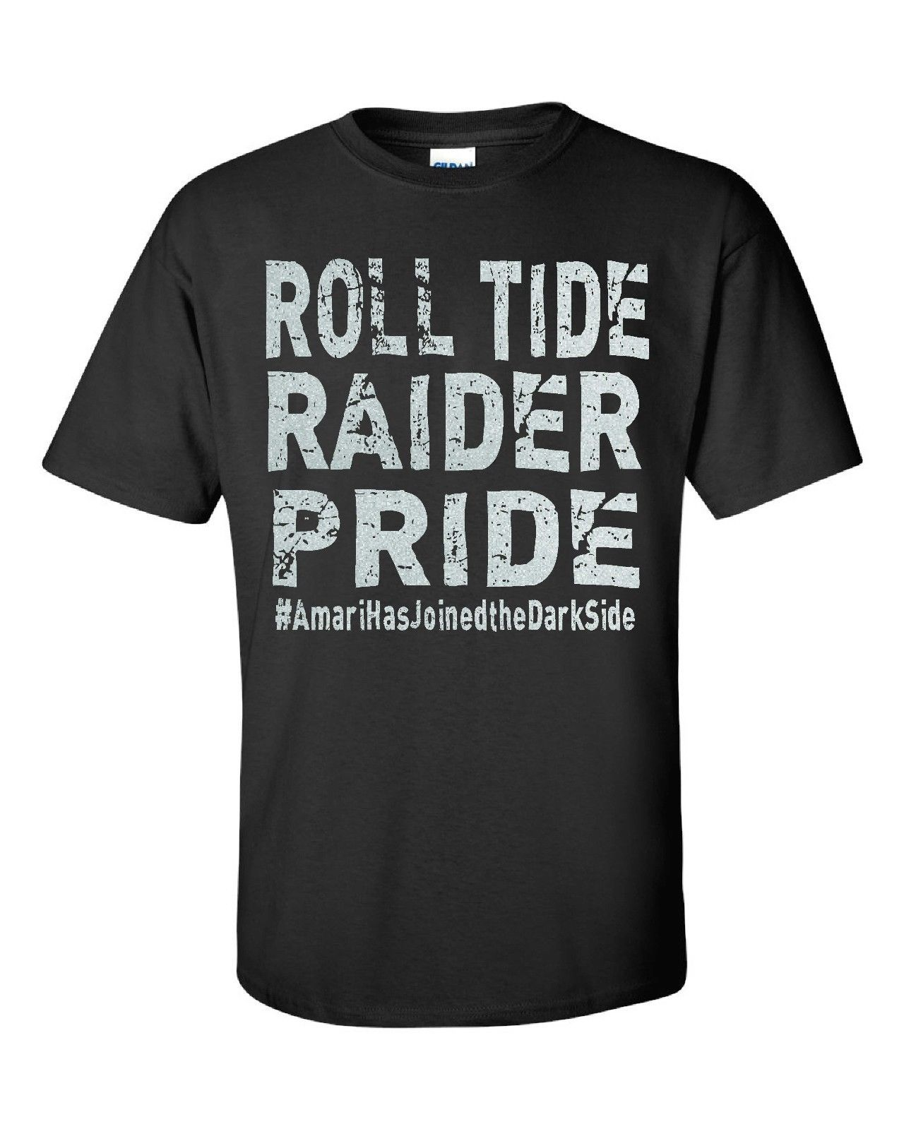 Amari Cooper Roll Tide Raider Pride T-Shirt Raider Nation S-3XL Tee Men'S T-Shirts Summer Style Fashion Swag Men T Shirts(China (Mainland))