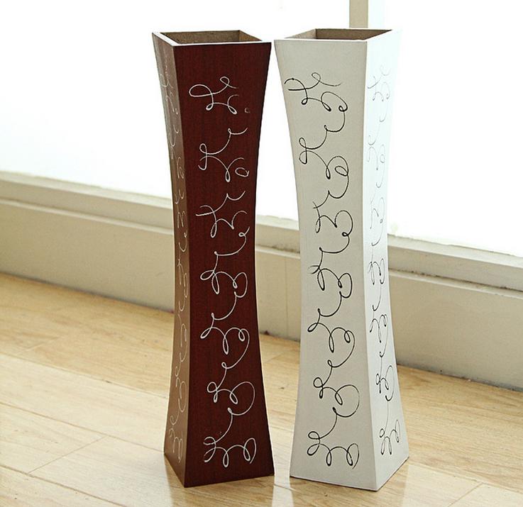 achetez en gros vase de sol d coratif en ligne des grossistes vase de sol d coratif chinois. Black Bedroom Furniture Sets. Home Design Ideas