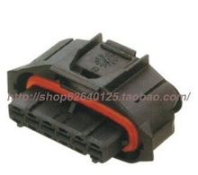 free shipping 100sets 6P 6pin Connectors for Bosch replacement parts socket  with DJB7069Y-3.5-21 ternimal