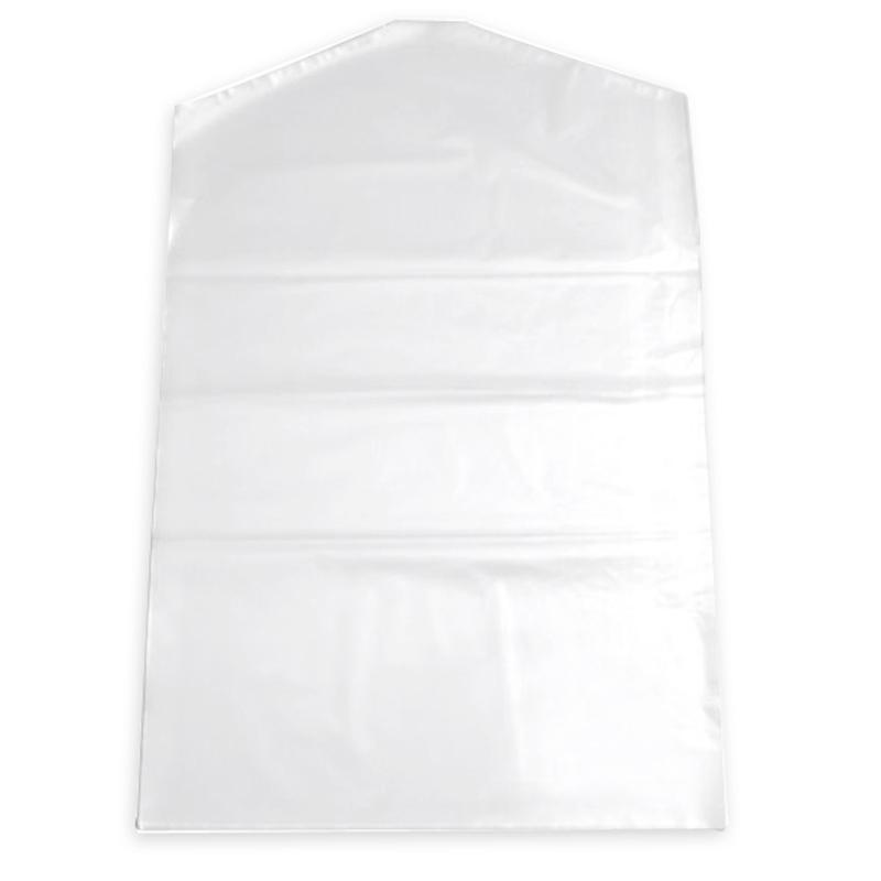 High Quality 10pcs Clothes Suit Garment Dustproof Cover Transparent Plastic Storage Bag FEN#(China (Mainland))