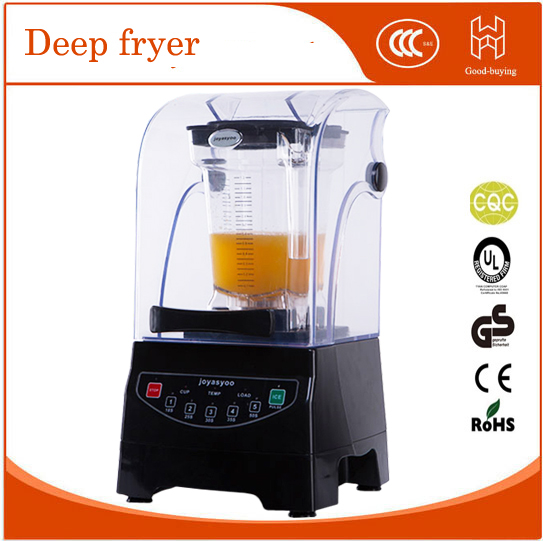 BPA free jar Lower noise For hotel cafe restaurant bar Ice smoothie 3hp 990 Commercial Blender(China (Mainland))
