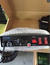 SK DC12V 100W  Car Warning Alarm Police Fire ambulance PA Siren with MIC System(China (Mainland))