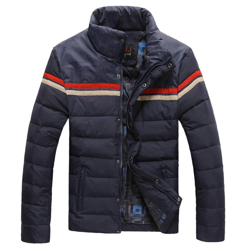 New Arrival 2015 Winter Men Clothes Brand Men Down Jackets Mens Wadded Jacket Man Winter Jackets