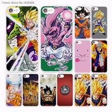 Buy Dragon Ball GT Goku Super Saiyan design hard White Case Cover Apple iPhone 7 6 6s Plus SE 5 5s 5C 4 4s phone case for $1.91 in AliExpress store