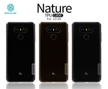 Buy Nillkin nature Transparent Clear Soft silicon TPU Protector cover lg g6 case cover funda 5.7 inch lg g6 phone bags for $6.20 in AliExpress store