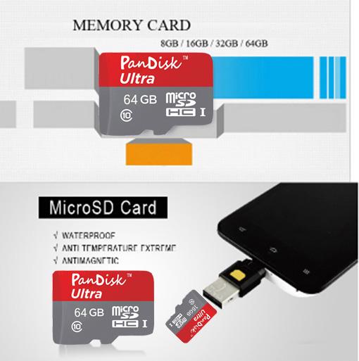 Micro SD card memory card tf card microsd mini sd card 128MB 4GB/8GB class6 16GB/32GB/64GB/128GB class10 cell phones tablet