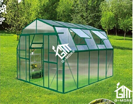 Free shipping Hobby Greenhouse - Barn-L series, 10 years warranty(China (Mainland))