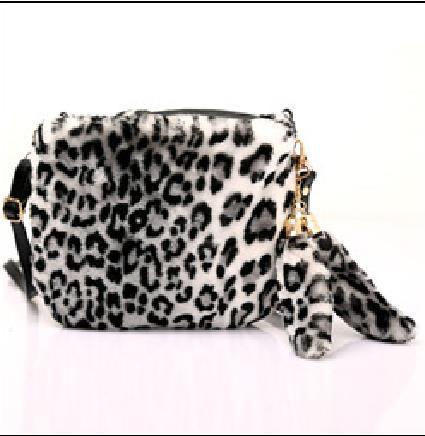 2015 New bags handbags women famous brands Fashion Vintage dot bag rabbit fur Shoulder Messenger Bag Tote evening party handbag(China (Mainland))