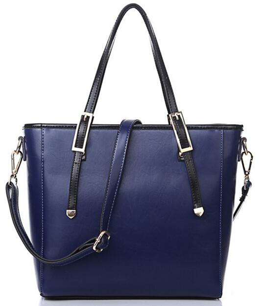 2016 Women leather handbags Portable Messenger Bags Fashion Women's Shoulder Crossbody Designer Handbags Quality J603