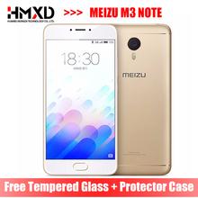 In Stock Meizu M3 Note Dual Sim 4G LTE Mobile Phone 4100mAh Battery MTK Helio P10 Octa Core 5.5 inch 1920*1080 Screen 13MP(China (Mainland))