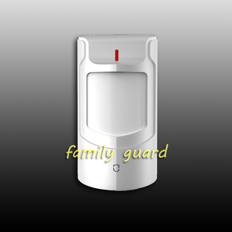 Гаджет  Free Shipping!Wolf-Guard new 433MHz Wireless PIR Motion Sensor For 433MHz Frequency Home GSM PSTN Security Alarm System None Безопасность и защита