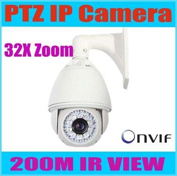 ONVIF 480TVL Day/Night Outdoor High Speed IP PTZ Camera,200m IR View,ip camera ptz outdoor,32x Optical,3.6-96mm lens,KE-NP9600