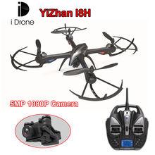 Free shipping! IDrone i8H Explorers Drone RC Quadcopter 6-Axis Gyro 5MP 1080P Camera Airplane