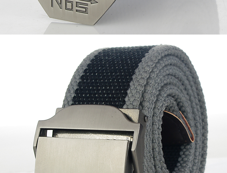 HTB1Vq6GPVXXXXXrXpXXq6xXFXXXo - Hot male tactical belt Top quality 4 mm thick 3.8 cm wide canvas belt For men NO5 Automatic buckle Man extended 160 cm belts