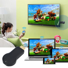 High Quality MiraScreen TV Stick Dongle WiFi Display Receiver DLNA Airplay Miracast Airmirroring Chromecast anycast M2(China (Mainland))