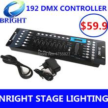 Специальный 192 контроллер dmx освещение сцены диджей контроллер профессиональный дискотека оборудование