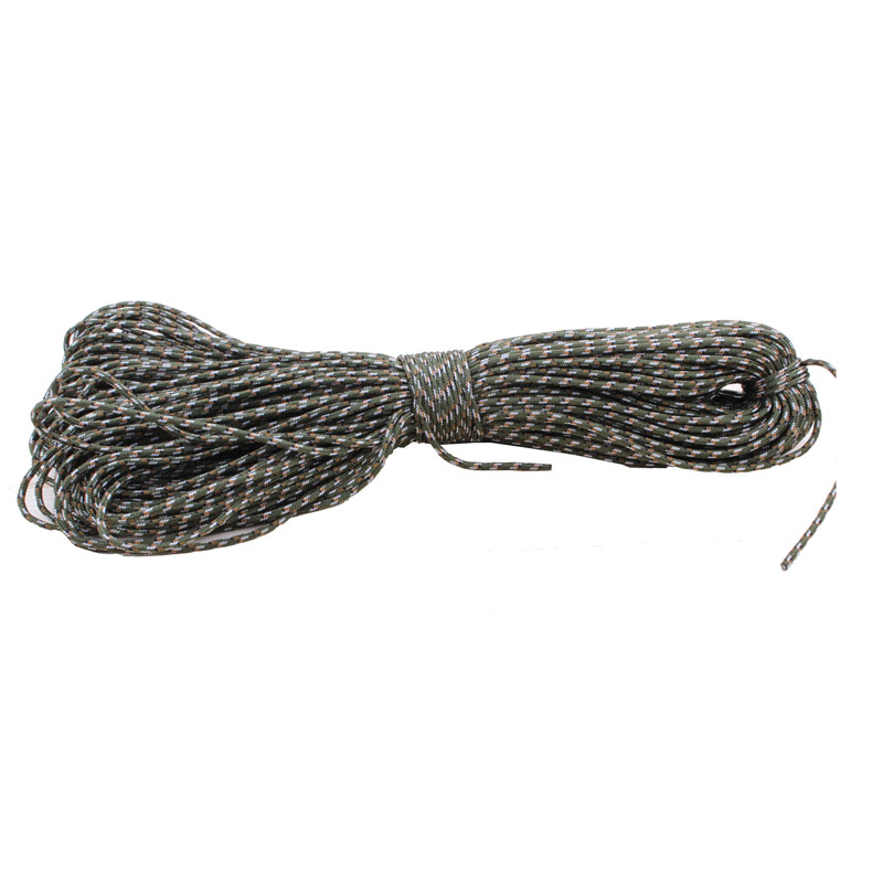 15 Meters Dia. 2mm one stand Cores Paracord for Cord Lanyard Camping outdoor Climbing Camping Rope Hiking Clothesline(China (Mainland))