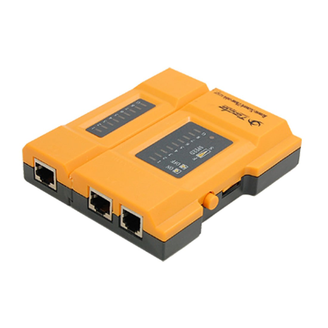 CAA-Hot Sale Professional RJ11 RJ45 LAN Network Phone Cable Tester(China (Mainland))