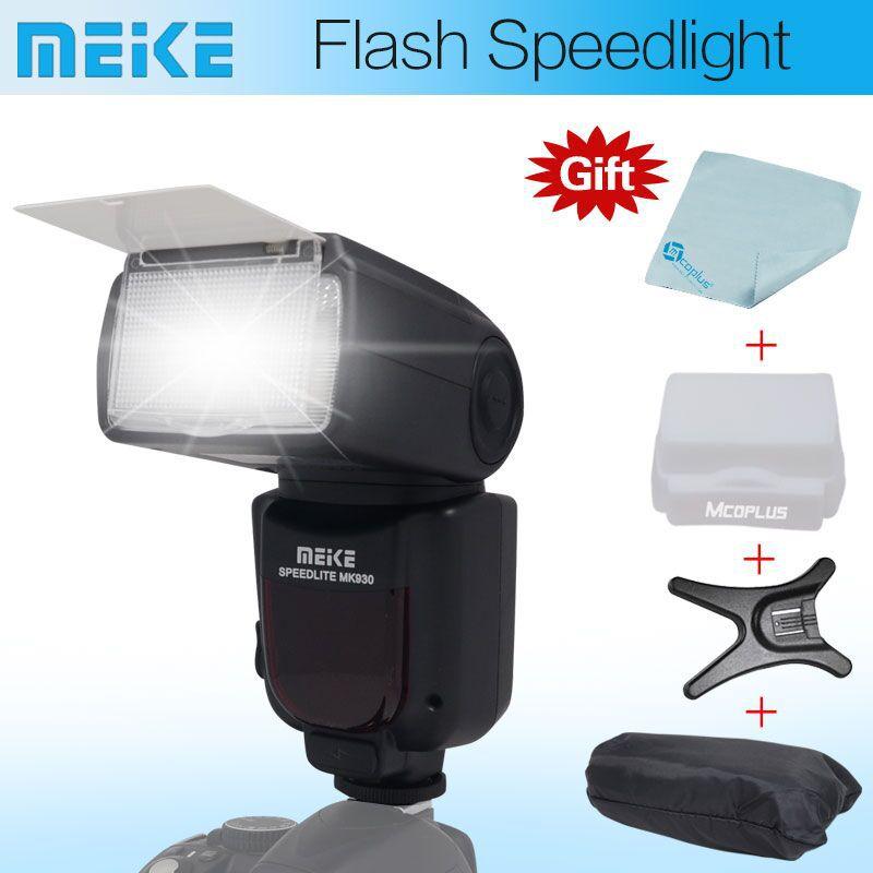 Гаджет  Meike MK-930C Flash Speedlite for Canon EOS 450D 500D 550D 600D 650D 700D 1000D 1100D T3i T2i 430EX None Бытовая электроника