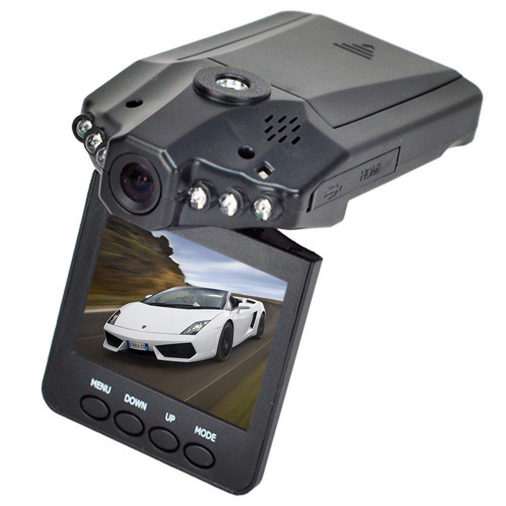HD Car DVR Traveling Driving Data Recorder Camcorder Vehicle Camera(China (Mainland))