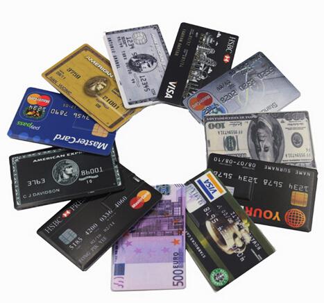 Hot sale 4G/8G/16G/32G Bank Credit Card Shape USB Flash Drive Pen Drive Memory Stick best gift,Drop Shipping+Free Shipping(China (Mainland))