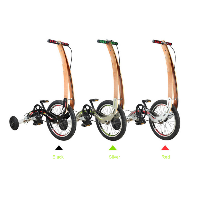 lean balance manual exercise fit 3 Wheels Bicycle,exercise bike