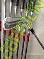 New Tour Preferred CB Golf Irons With Steel Shafts Golf Clubs Headcovers #3456789PA Free shipping
