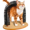 Perfect Arch Playtime Cat Arch Bristle Kittens Self Groomer Brush Massager Scratcher High Quality Cat Toys