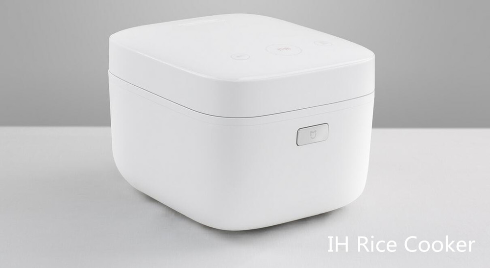 Mijia Xiaomi IH 3L Intelligent Electric Rice Cooker 220V Appointment IH Electromagnetic Heating PFA Powder Coating  Cookers
