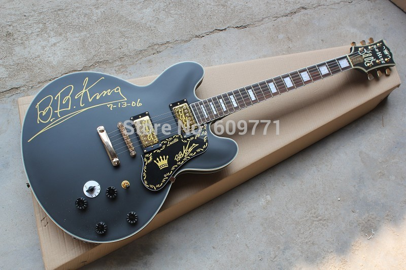 2015 line up G ES-335 custom Electric guitar,B.B.King signature Jazz guitar,Rosewood fingerboard,Free shipping(China (Mainland))