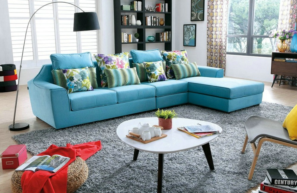 2015 sofas in muebles sofas for living room european style - Telas tapizar sofas ...
