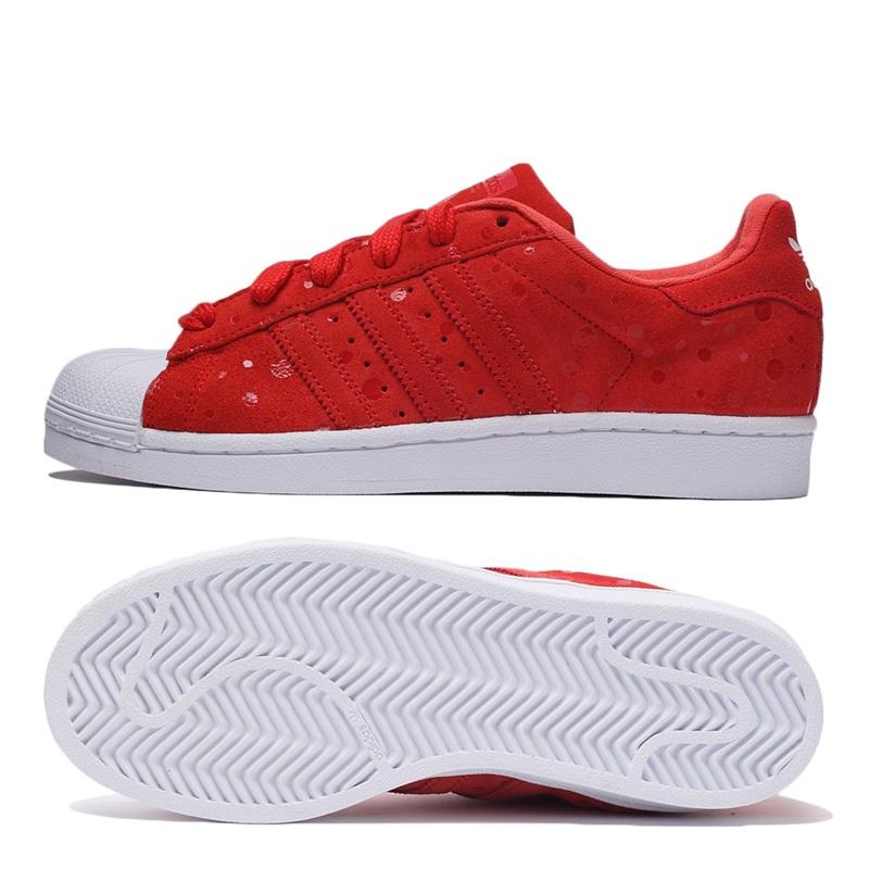 Adidas оригиналы супер STAR женщины в скейтбординг обувь S77411 низкая , чтобы помочь кроссовки