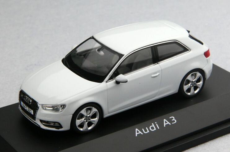 2015 hot sell Audi A3 Hatchback version 1:43 alloy car model(China (Mainland))