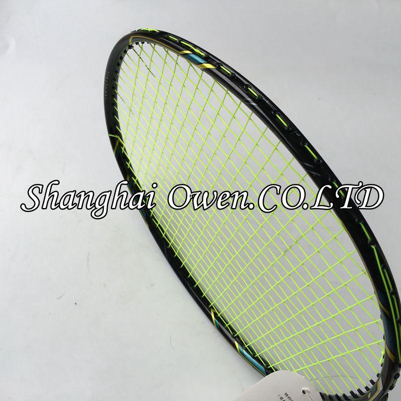 1 pc Free shipping Glanz badminton racket 100% carbon fiber Badminton Racket T jiont built JP<br><br>Aliexpress