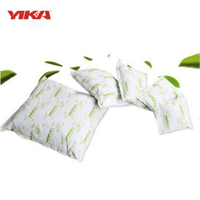 In stock Auto Car Deodorant Bamboo Charcoal Bag Air Freshener 20g-200g(China (Mainland))