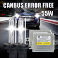 55W Xenon H7 CANBUS error free C5 55W H1 H3 H4 H8 H11 9005 HB3 9006