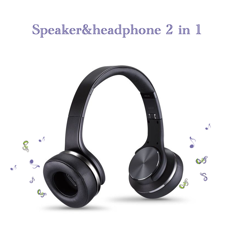 Sodo Mh5 Bluetooth Headphone Twist Out Speaker Bluetooth 4: Bluetooth Headphones Mp3 Promotion-Shop For Promotional