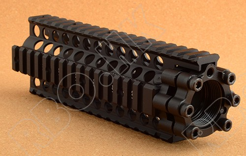 AR 15 picatinny weaver rail System 7 inch Scope mount base for airsoft hunting shooting RBO(China (Mainland))