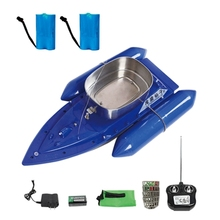 2016 Newest T10-A upgrade version 5 hours/6400MAH Remote Control Bait Fishing Boat / rc fish boat lure boat/  Anti  Wind 1200G(China (Mainland))