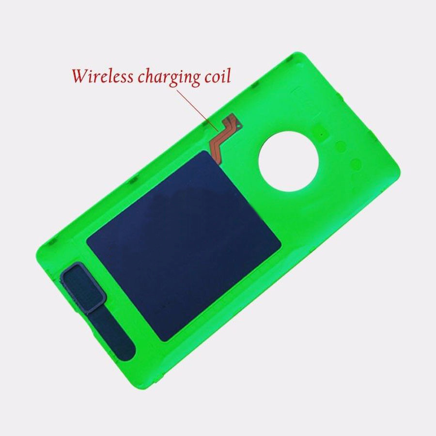 For Nokia 830 Mobile Phone Back Shell Case For Nokia Lumia 830 Original Battery Housing Door Cover Case With NFC(China (Mainland))
