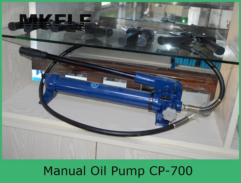 700bar MK-CP-700 Hydraulic Hand Pump,hydraulic oil pressure pump,manual operated oil pre ure pump from China manufacturer(China (Mainland))